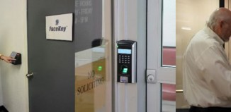 facekey Biometric access control system