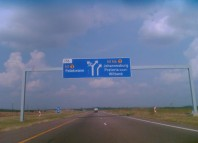 The N4 road project