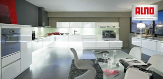 Floating Kitchen by Alno