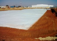 Raceway Ind Park - 29000sqm of Rockgrid PC was used to reinforce the substrate