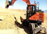 Wheeled excavators to rule in construction in the years to come