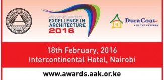 Architectural Association of Kenya (Architects Chapter) excellence awards set for February